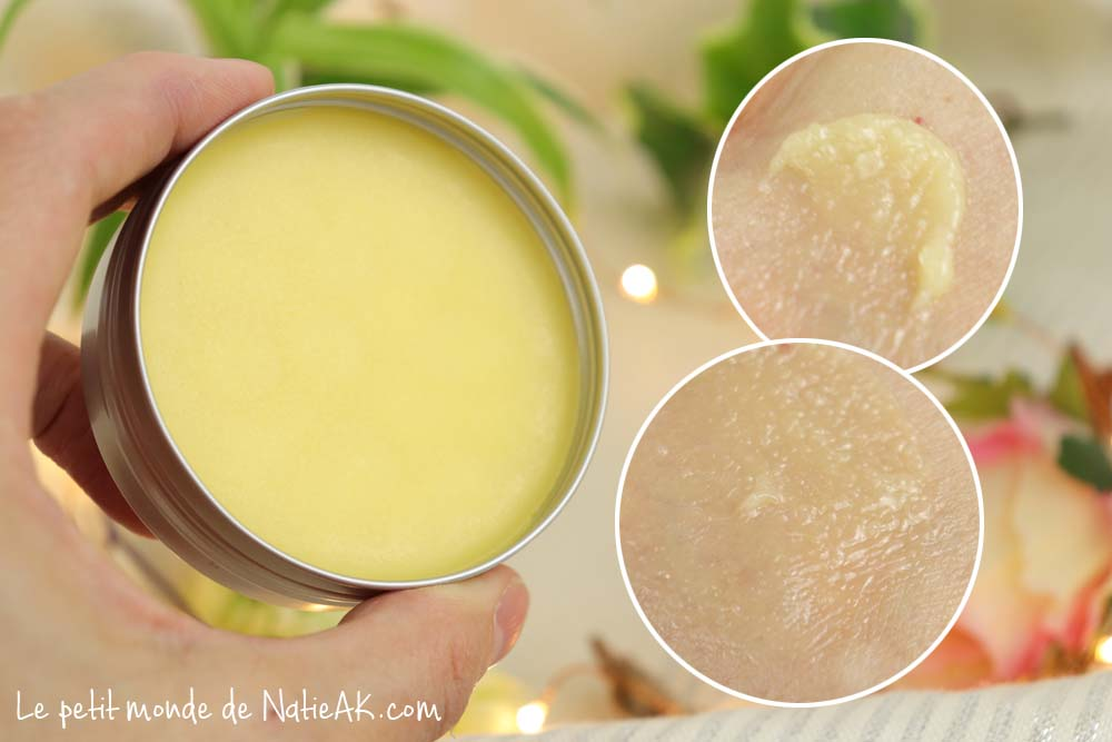 Beurre d'abricot  OLEANAT cosmébio