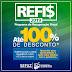 Programa REFIS começa em novembro
