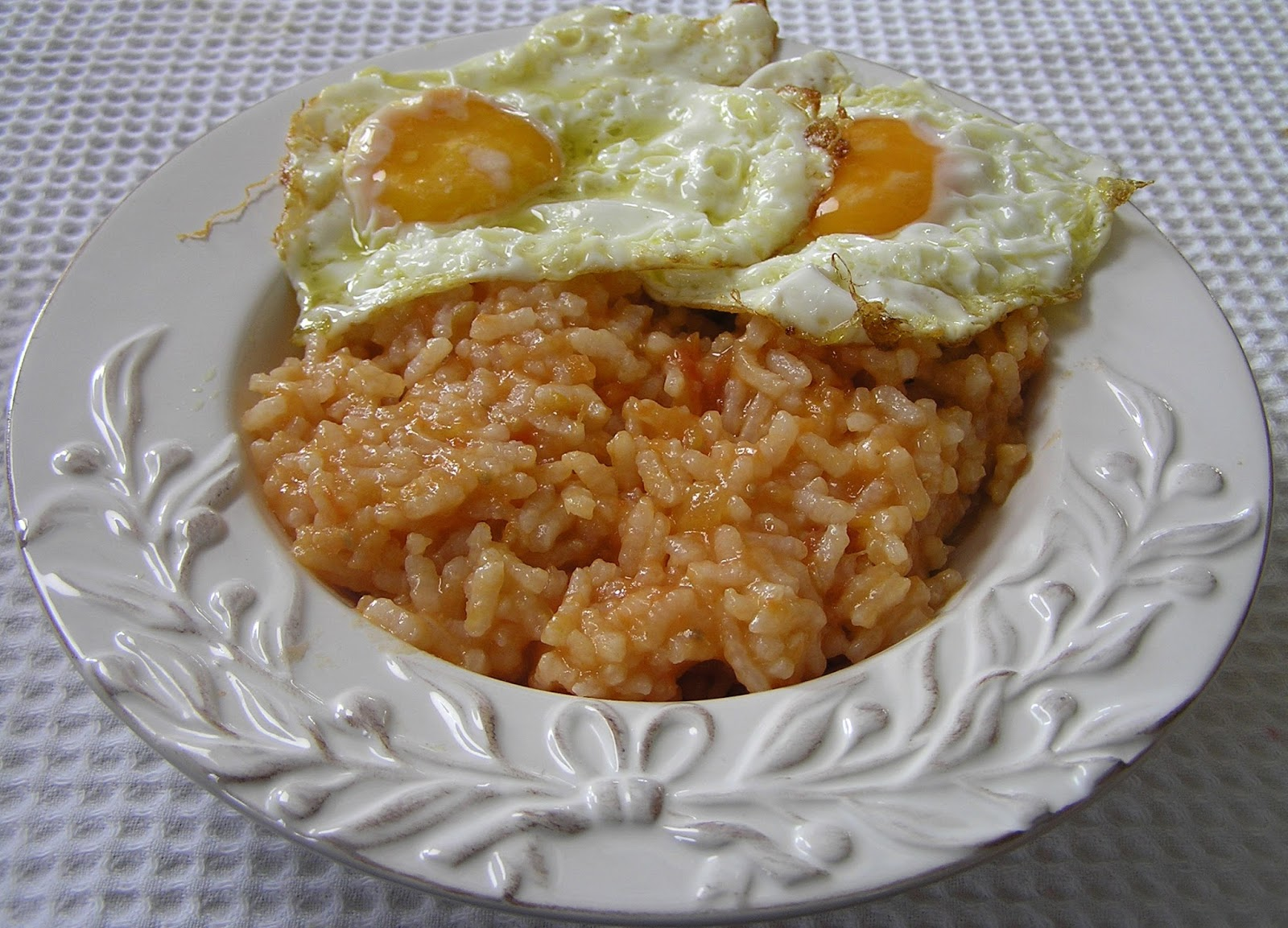 dieta tomate y huevo