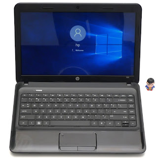 Laptop HP 1000 Intel Celeron Series Second