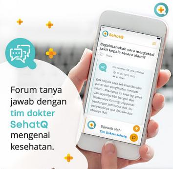Aplikasi SehatQ.com Berbagai Fitur Untuk Kesehatan Anda