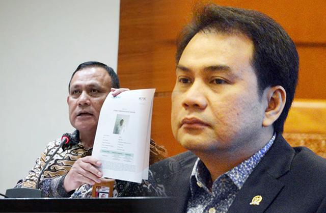 KPK Akan Dalami Peran Wakil Ketua DPR Aziz Syamsuddin Terkait Suap di Tanjungbalai