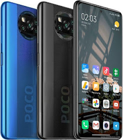 Hp Xiaomi POCO X3 NFC Smartphone Murah Kualitas Atas