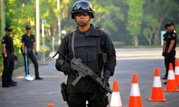 Armed Security Guards Services Los Angeles May 2015