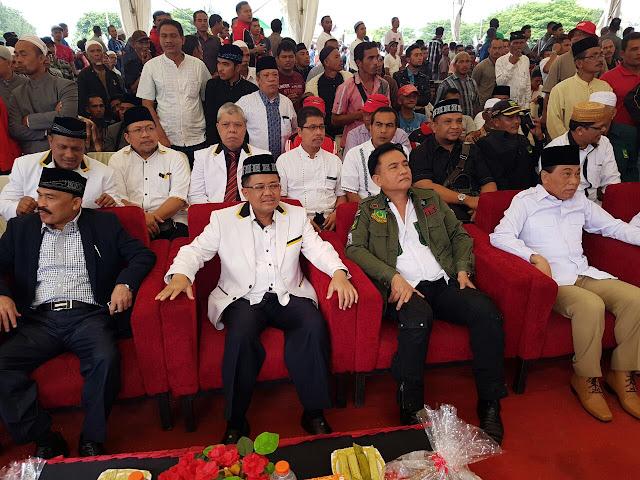 Pilgub Aceh 2017, PKS Resmi Dukung Pasangan Muzakir Manaf - TA Khalid