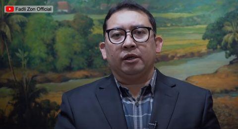 Fadli Zon Marah FPI Dibubarkan: Otoritarianisme! Ini Telah Menyelewengkan Konstitusi
