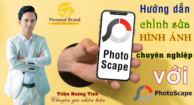 Photo Scape | Hướng dẫn thiết kế và chỉnh sửa hình ảnh đẹp với phần mềm Photo Scape đơn giản, dễ làm