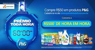 Promoção Prêmio Toda Hora P&G e Atacadão