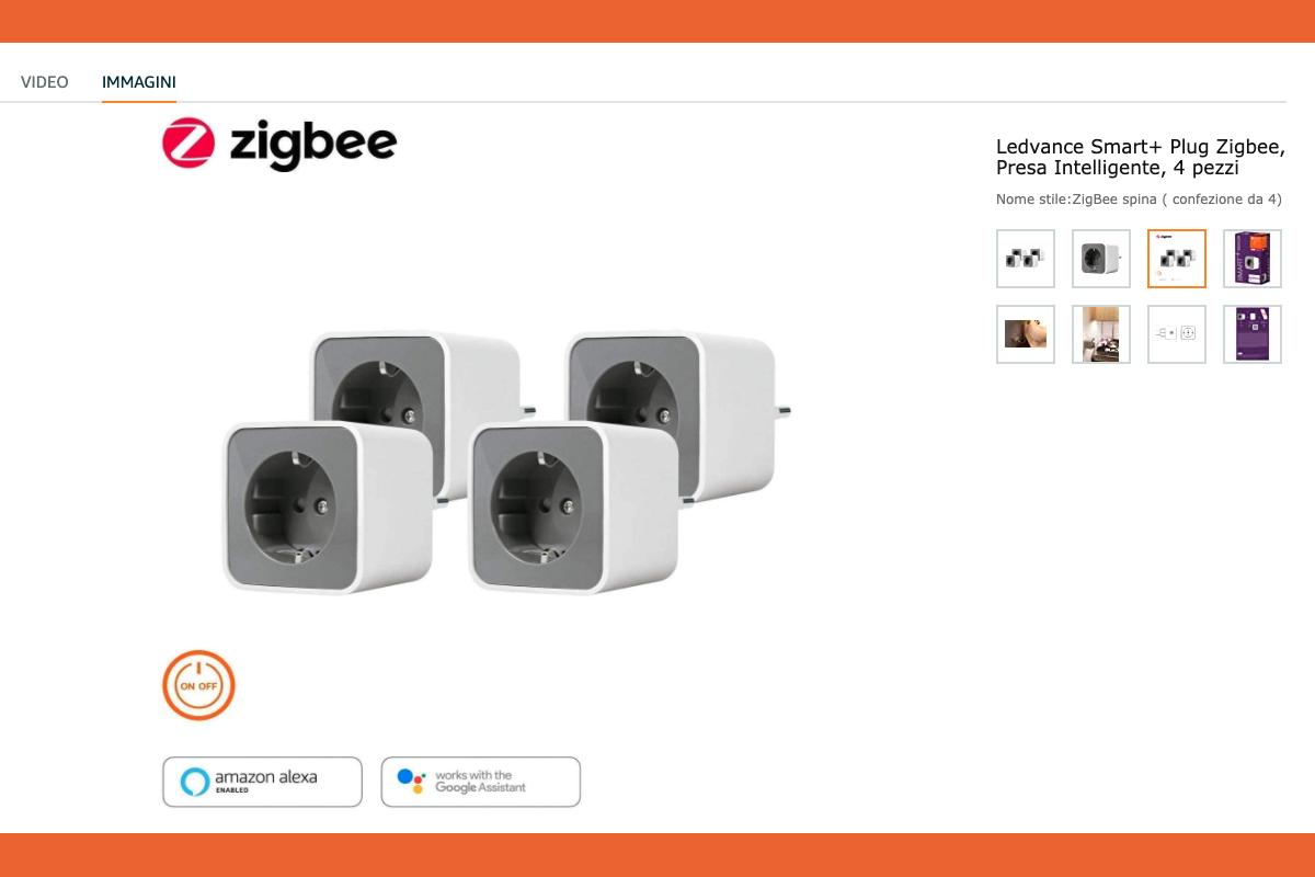 Qual è la migliore presa elettrica ZigBee