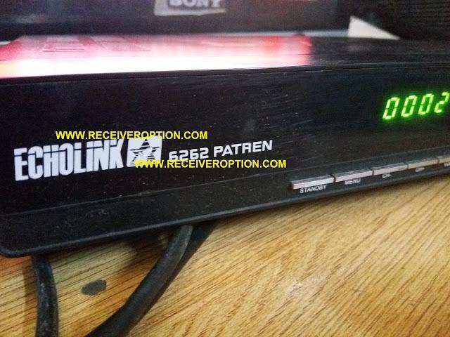 ECHOLINK 6262 PATREN HD RECEIVER DUMP FILE
