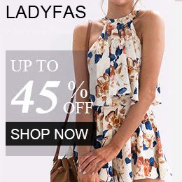 Ladyfas Cheap Trendy Summer Dress