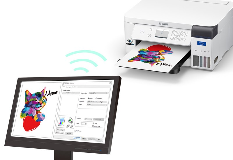 epson imprimante surecolor sc-f100