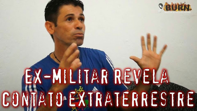 Ex-Militar Revela Contato com Extraterrestre