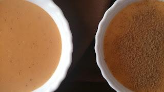 crema de batatas asadas canela camote boniato otoño suave postre merienda sencilla sabrosa rica en fibra cuca