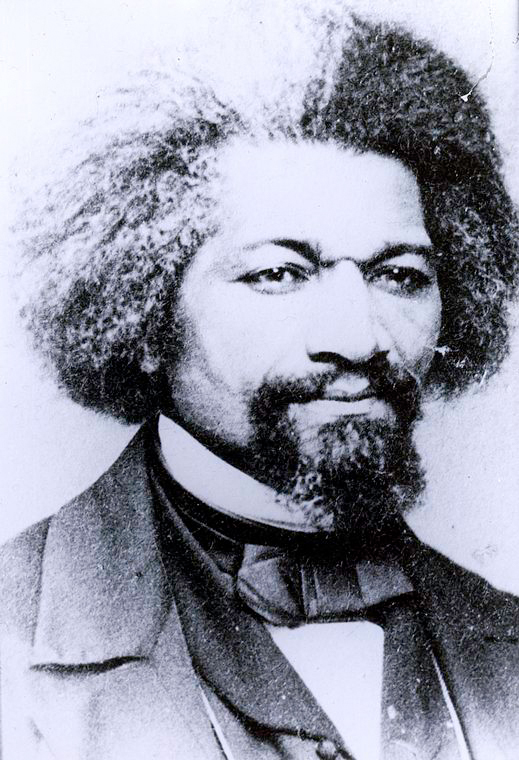Frederick douglass deserves recognition on his works