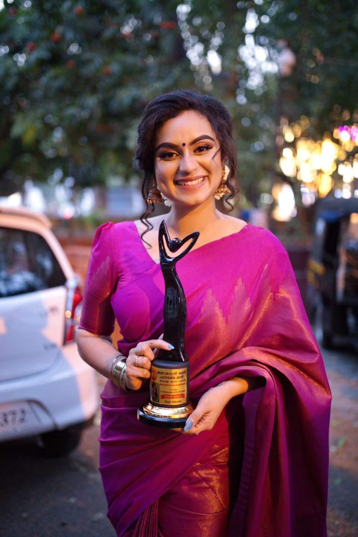 Anchor Lakshmi Nakshathra Beautiful Photos