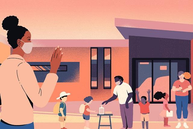 How Coronavirus Exposed the Flaws of the Childcare Economy