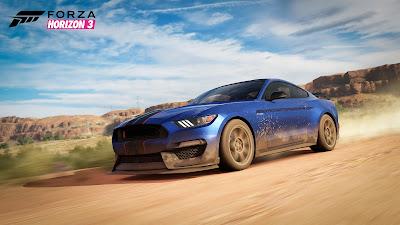 העדכון החדש של Forza Horizon 3 חשף בפני השחקנים בטעות רכבים שעתידים להגיע למשחק