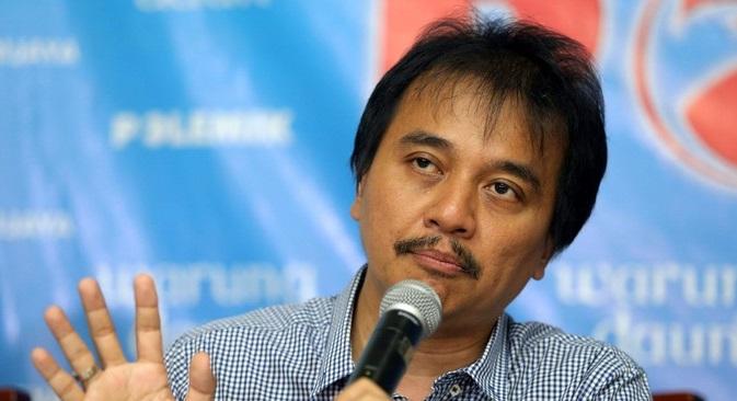 Roy Suryo Beri Klarifikasi Soal Tudingan Nyerempet Orang dan Kabur
