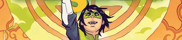Review del cómic Green Lantern: Legado de Minh Lê y Andie Tong - Editorial Hidra