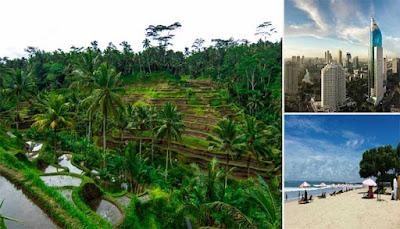 Destinasi Wisata Paling Populer Di Indonesia