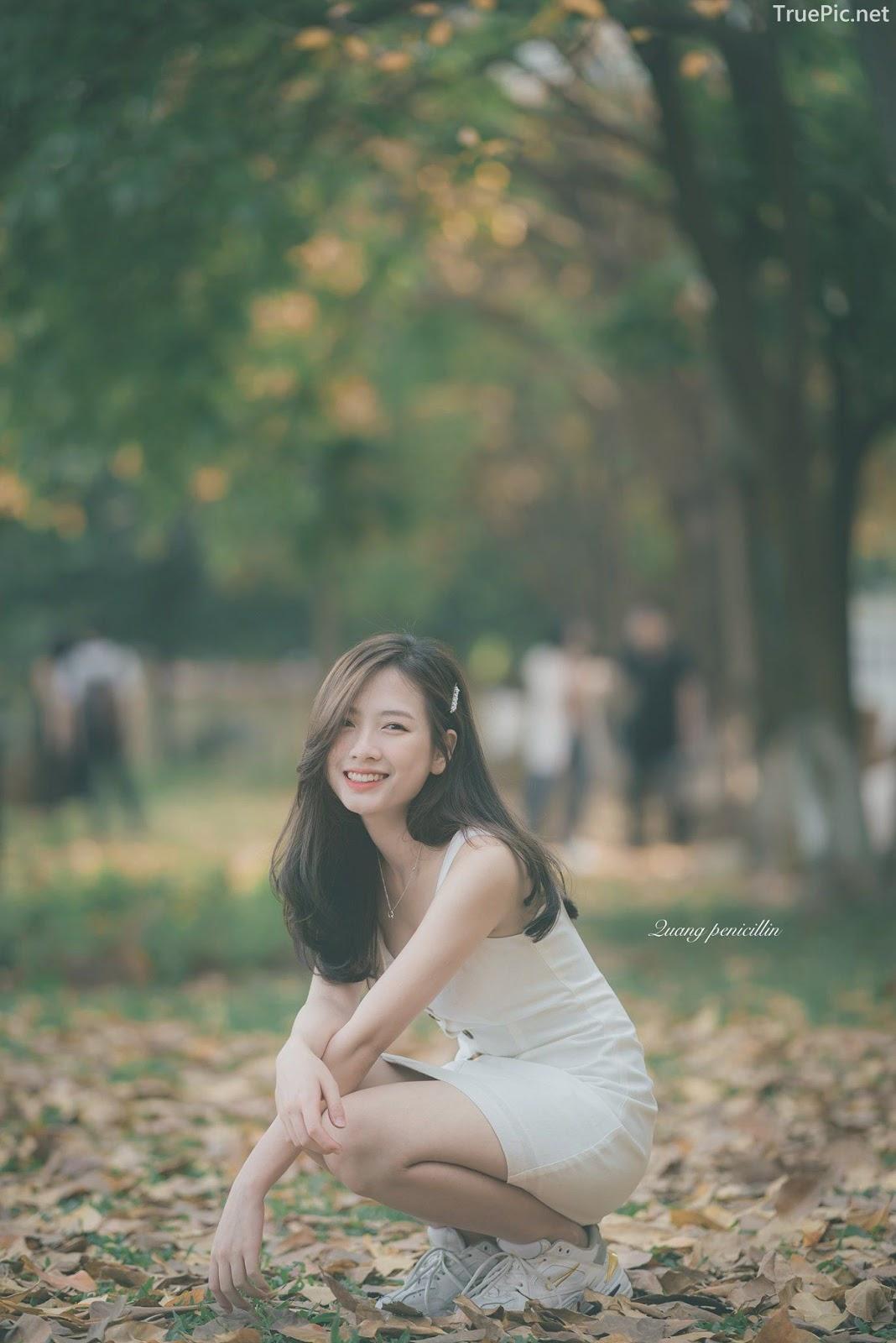 Vietnamese Hot Girl Linh Hoai - Season of falling leaves - TruePic.net - Picture 7