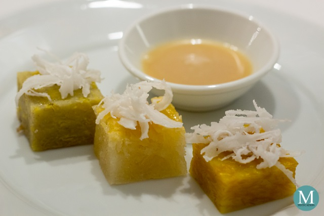 Assorted Khmer Sweets at The Dining Room, Park Hyatt Siem Reap