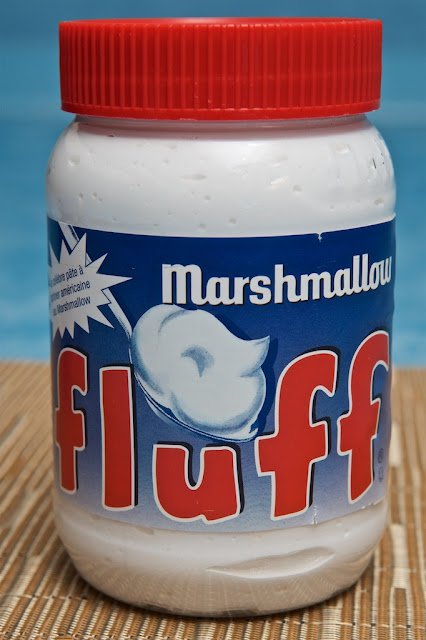 Marshmallow Fluff - Vanille - Vanilla - Durkee Mower - USA - Fluff - candy - Fluffernutter - dessert - food