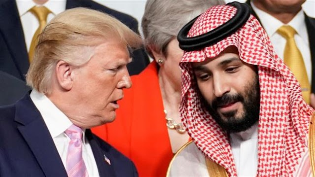 US President Donald Trump warned Saudis to cut oil production or lose US military support: Reuters