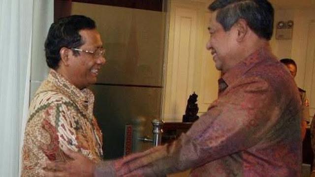 """Mahfud Perlu Ingat, Pemerintah Era SBY Pernah Bentuk Satgas untuk """"Meluruskan"""" Hukum"""