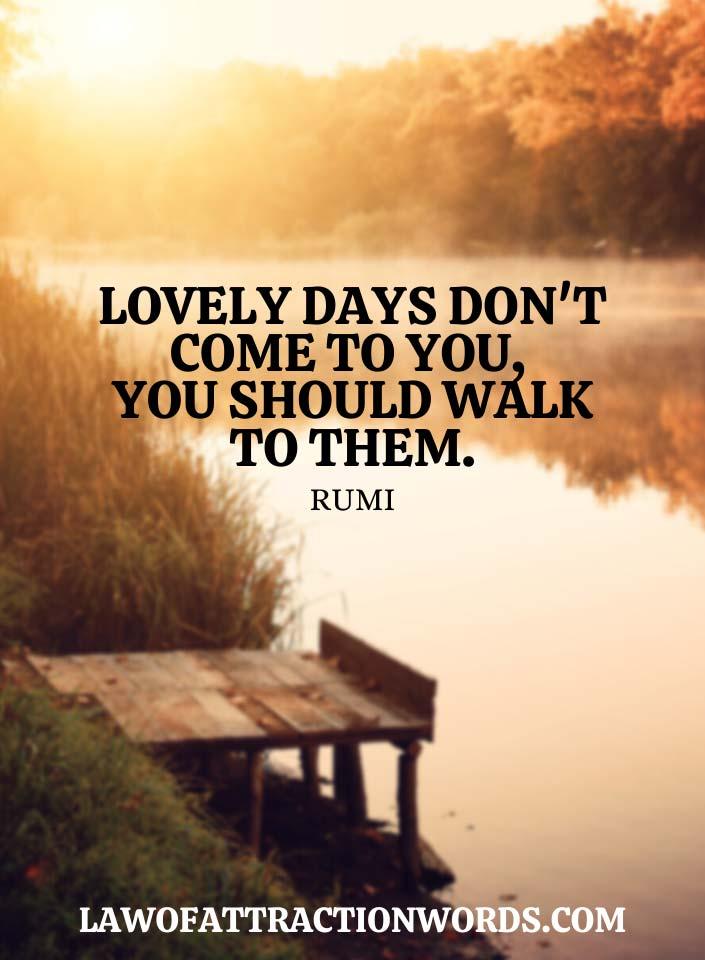 Short Spiritual Uplifting Good Morning Quotes