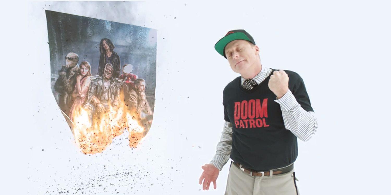 Doux Reviews Doom Patrol Flex Patrol-3055