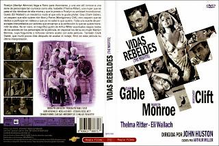 Carátula 2: Vidas rebeldes 1961