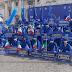 No Covid, cinesi in piazza all'Esquilino con Forza Nuova