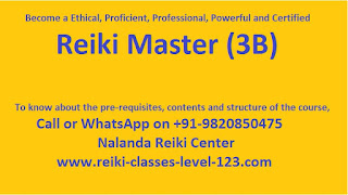 Reiki Master Degree Course
