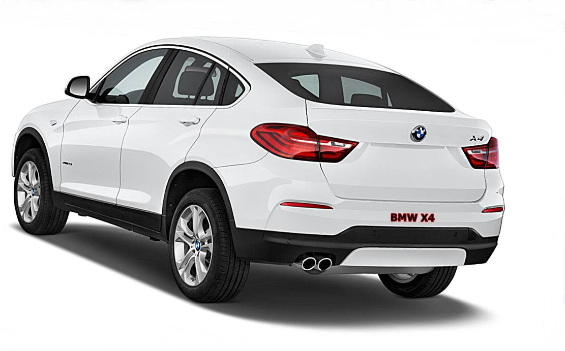 Next generation G02 BMW X4 to be introduced in mid-2018 ...