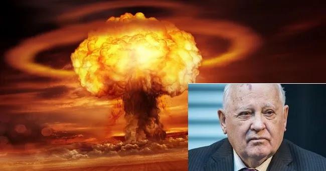 Γκορμπατσόφ σε Μπάιντεν - Πούτιν: «Ένας πυρηνικός πόλεμος είναι ανεπίτρεπτος»
