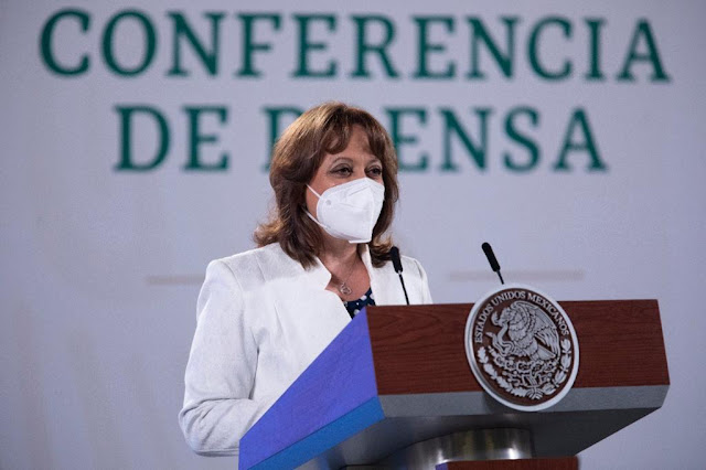 En mayo, México contará con 12.4 millones vacunas más contra COVID-19 listas para su aplicación