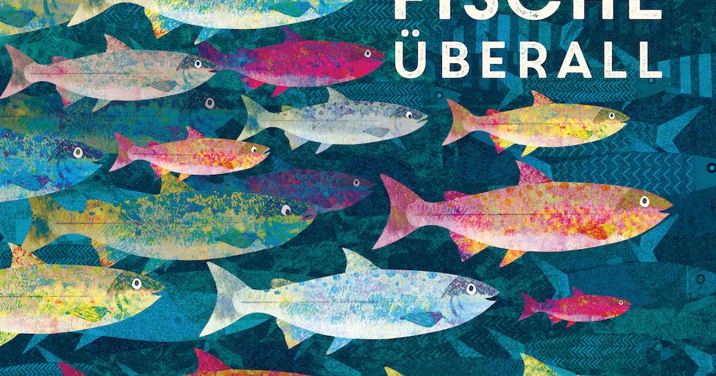 Schaeresteipapier Bilderbuch Fische Fische Uberall