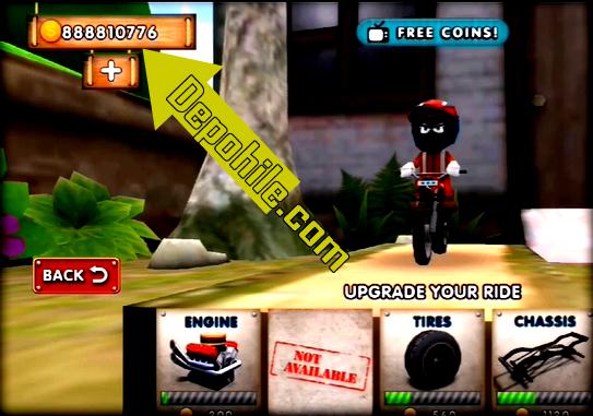 Mini Racing Adventures v1.20 Mod Sınırsız Altın Hileli Apk 2020
