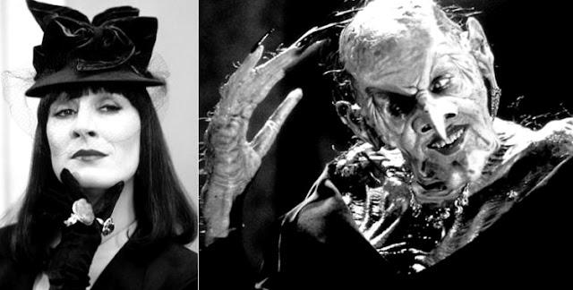 Convenção das Bruxas, Esfaqueamento no Set, Remake de Convenção das Bruxas, Filmes de Terror