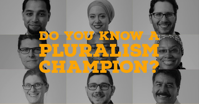 Global Pluralism Award 2019 for Pluralism Champions