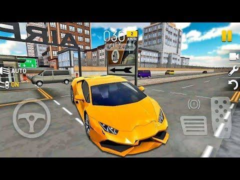 About Extreme Car Driving Simulator