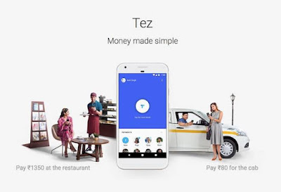 Join Google Tez