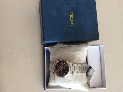 Đồng hồ nam Seiko Men's SNK795 Seiko 5 Automatic Stainless Steel Watch - 1