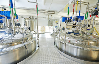 stainless steel pharmaceutical factory equipment