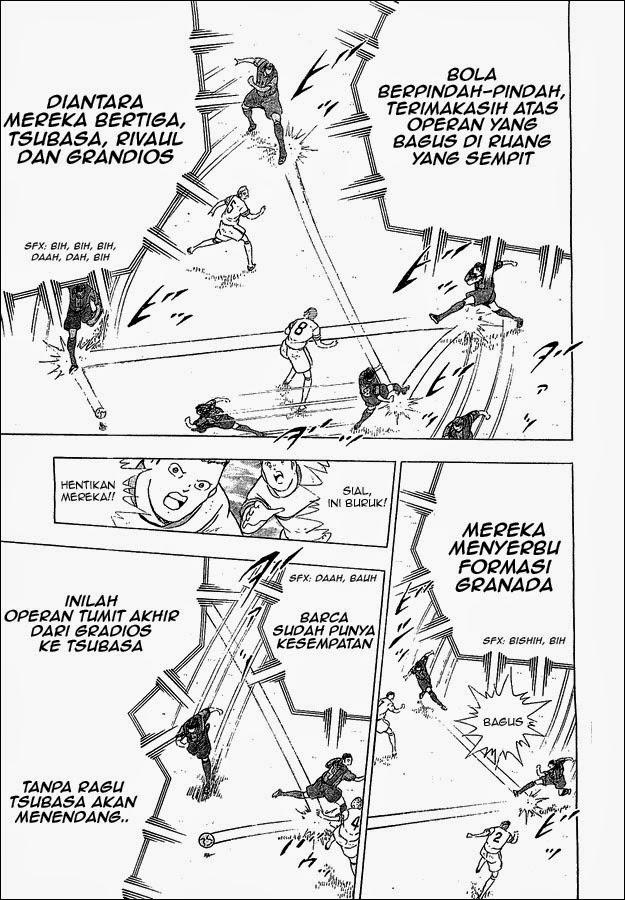 Captain Tsubasa – Rising Sun Chapter 01-14