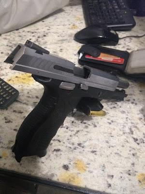 SAJ: Homens são presos com pistola no Conjunto Habitacional Cidade Nova II