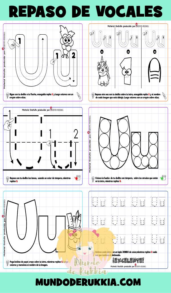 fichas-trazos-grafomotricidad-vocales