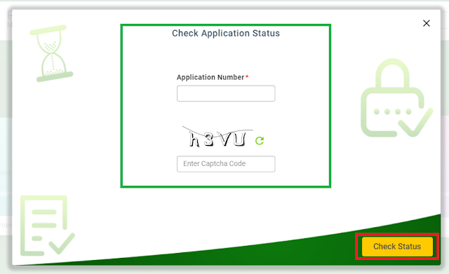 PMFBY Know Your Application Status